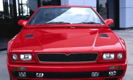 $25 for Automotive Rust-Proofing with Rust Check at Monroe Auto Glass & Custom Tint ($49.99 Value)