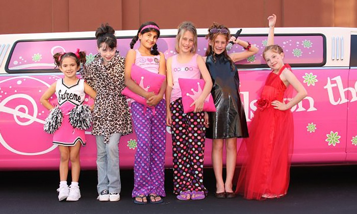 Sweet & Sassy - Lake Magdalene: Dazzling Diva Package for Girls with Mini-Manicure, Party Up-Do, and More at Sweet & Sassy (Up to 54% Off)