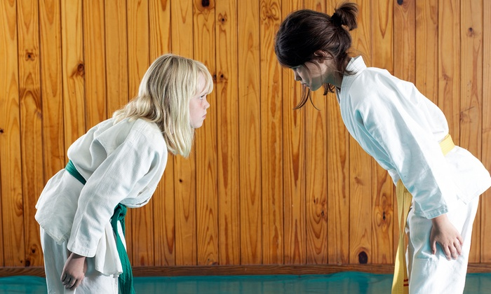 Yamashita Karate Studios - Multiple Locations: Four or Eight Karate Classes with a Uniform at Yamashita Karate Studios (Up to 89% Off)
