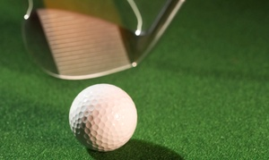 Sportz Skillz Golf & Tennis Center: 30- or 60-Minute Private Golf Lesson at Sportz Skillz Golf & Tennis Center (Up to 67% Off)