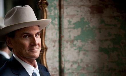 $25 to See James Taylor at Saratoga Performing Arts Center on Saturday, July 19, at 8 p.m. (Up to $40 Value)
