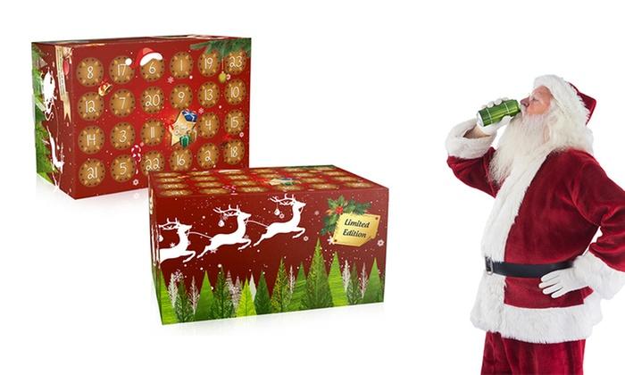 Calendario Avvento Birra.Calendario Di Natale Con 24 Birre Miste