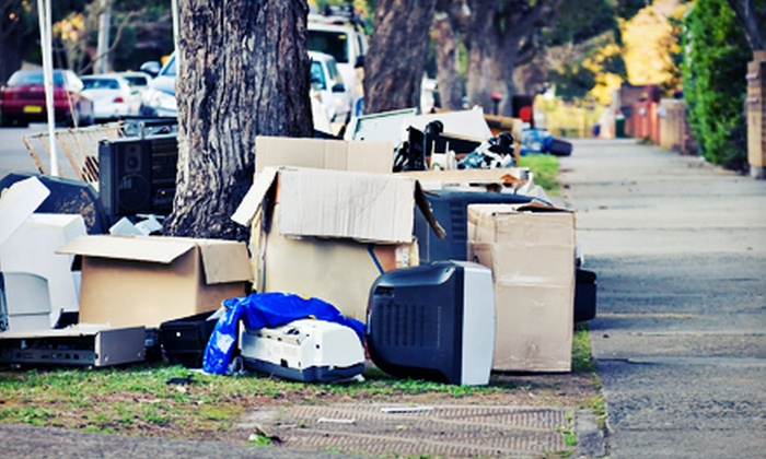 A to Z Cleaning - Fox Cities: Up to 2, 4, or 8 Cubic Yards of Junk Removal from A to Z Cleaning (Up to 60% Off)
