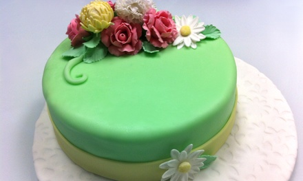 Cake-Decorating or Topper-Making Workshops at Ice A Cake (51% Off). Two Options Available.