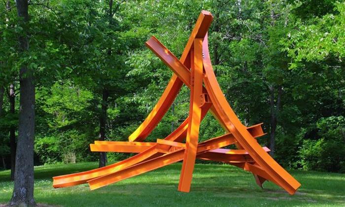 Pyramid Hill Sculpture Park - Hamilton: Admission for Two or Four at Pyramid Hill Sculpture Park (Up to 50% Off)