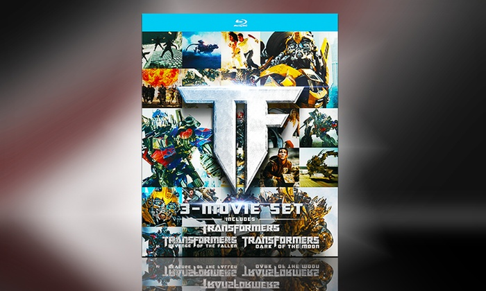 Transformers Trilogy on Blu-ray: $29.99 for the Transformers Trilogy on Blu-ray ($57.99 List Price). Free Shipping and Returns.