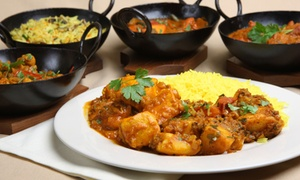 Spice Grill: Indian Food for Lunch or Dinner at Spice Grill (Up to 48% Off)