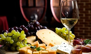 Oak Mountain Winery: Vineyard Tour, Wine Tasting, and Cheese Plate for 2 or 4 with Wine Credit at Oak Mountain Winery (Up to 59% Off)