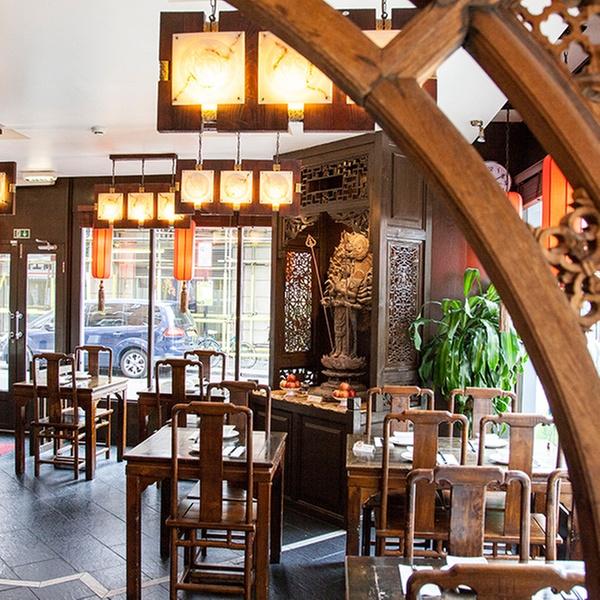 Barshu 水月巴山 Chinese Restaurant