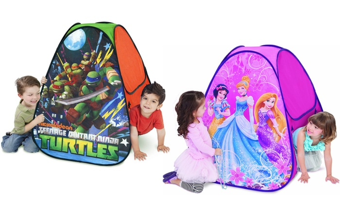 Cartoon-Themed Play Tents Cartoon-Themed Play Tents. Multiple Characters Available ...  sc 1 st  Groupon & Cartoon-Themed Play Tents | Groupon Goods
