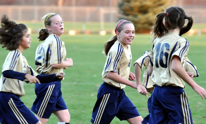 Michigan Impact Soccer Club - Independence: Seven Days of Sports Camp at Michigan Impact Soccer Club (44% Off)