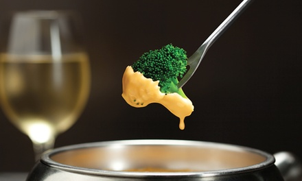 Fondue Meal with Salads and Entrees for Two or Four at The Melting Pot (Up to 49% Off)