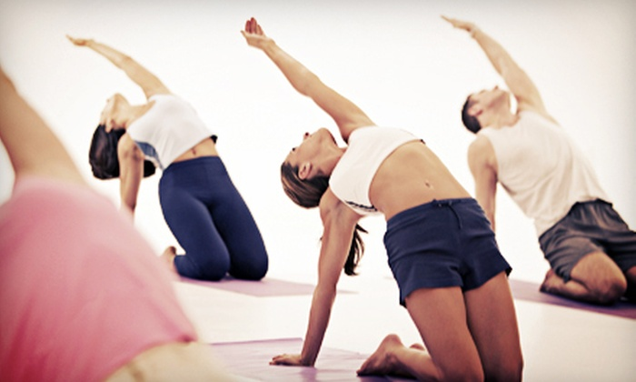 Fountain of Yoga - Northeast Philadelphia: 10 Classes or Three Months of Unlimited Classes at Fountain of Yoga (Up to 68% Off)