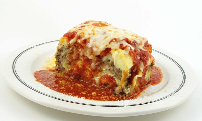 Cinelli's Italian Restaurant and Pizzeria - North Hills: $15 for $30 Worth of Italian Food at Cinelli's Italian Restaurant and Pizzeria