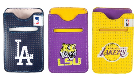 MLB, NBA, and NCAA Perforated Organizers. Multiple Teams Available.