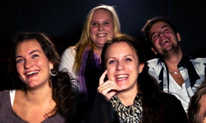 Des Moines Funny Bone - Funny Bone Comedy Club: Standup Comedy for Two or Four at Des Moines Funny Bone (Up to 74% Off)