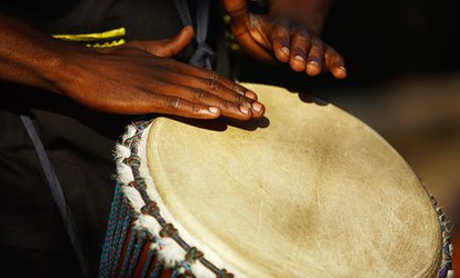 London African Drumming: Two-Hour Experience For One (£9) or Two (£17) (Up to 57% Off)