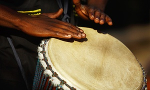 London African Drumming: London African Drumming: Two-Hour Workshop For One (£9) or Two (£17) (Up to 57% Off)