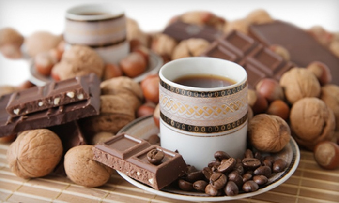 Hashems Nuts and Coffee Gallery - Dearborn: $10 for $20 Worth of Middle Eastern Goods at Hashems Nuts and Coffee Gallery