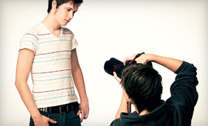 Trendy Photography: $165 for $300 Worth of Studio Photography from Trendy Photography