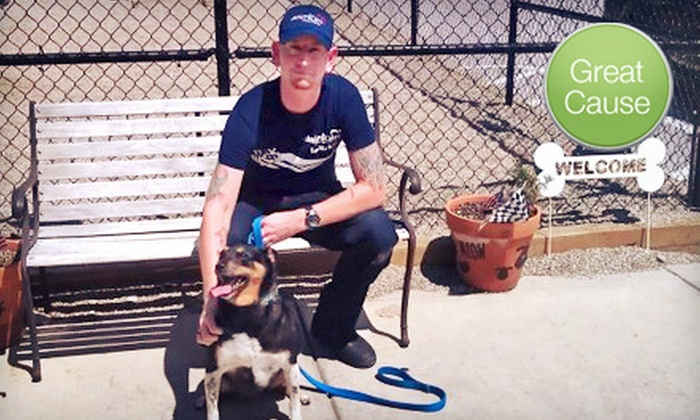 Humane Society for Hamilton County - Noblesville: $10 Donation to Help Provide Pets to Veterans