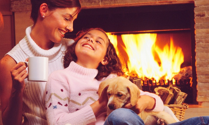Certified Chimney & Masonry Services, Inc. - Washington DC: Chimney Maintenance for a Wood-Burning or Gas Fireplace from Certified Chimney & Masonry Services, Inc. (Up to 58% Off)