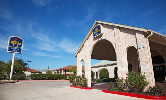 Best Western Plus Fiesta Inn In San Antonio Tx Groupon