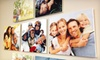 Omaha Shirtz - Central Omaha: One or Two Custom Canvas Prints from Omaha Shirtz (Up to 52% Off)