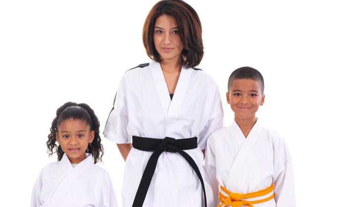Dong's Karate School - Three Chopt: Two Karate Classes or One Month of Karate Classes Plus a Uniform at Grandmaster Dong's Studio (Up to 90% Off)