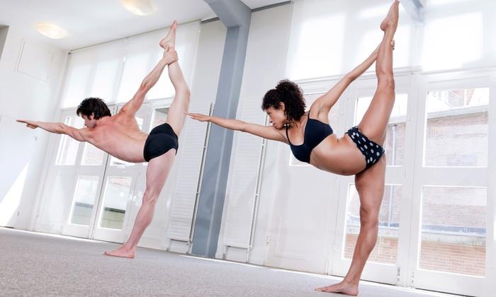 Bikram Yoga Yonge - Downtown Toronto: 10 Class Pass with Optional Private Session at Bikram Yoga Yonge (Up to 57% Off)