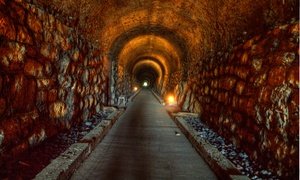 Western & Atlantic Railroad Tunnel: Western & Atlantic Railroad Tunnel Museum Visit for Two or Four (Up to 55% Off)