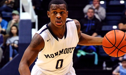 Two Tickets to a Monmouth Hawks Basketball Game or CBE Hall of Fame Classic (Up to Half Off). Five Options Available.