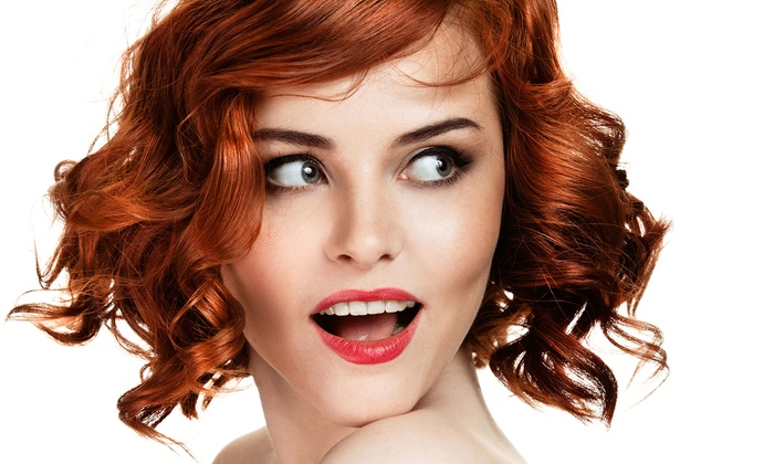 Hair By Bocci - Utica: $79 for a Double-Process Color at Hair by Bocci ($150 Value)