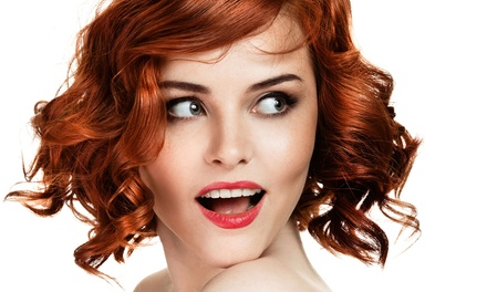$79 for a Double-Process Color at Hair by Bocci ($150 Value)