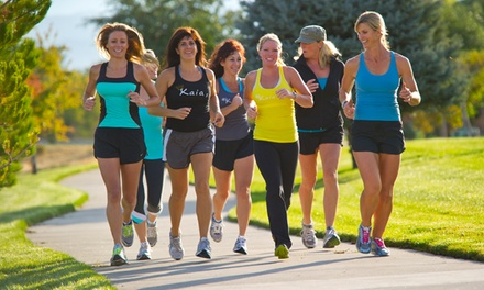 Five-Week Women's Core Fitness Program at Kaia FIT Granite Bay (Up to 77% Off). Two Start Dates Available.