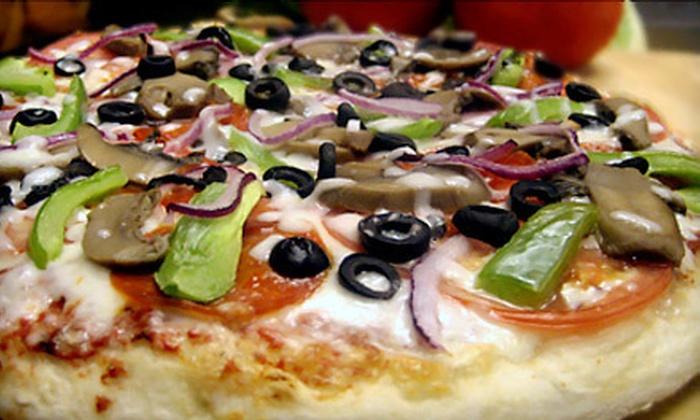 Roma Uno - Dallas: $15 Worth of Pizza and Wings