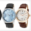 Up to 91% Off Lucien Piccard Watches