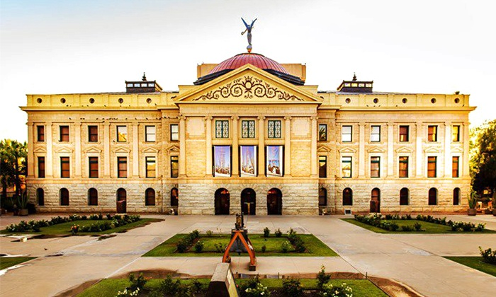 Arizona State Capitol Museum Guild - Phoenix: A National Treasure Unveiled Event for Two or Four at Arizona State Capitol Museum Guild (Up to 51% Off)