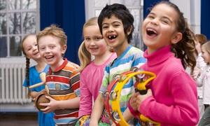Arizona Music Academy: Four-Week Children's Music Course at Arizona Music Academy (50% Off). Two Options Available.