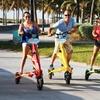 50% Off Motorized Trikke Rental