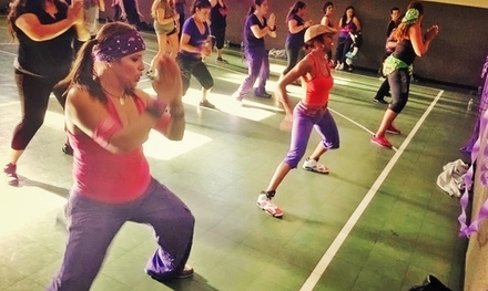 $25 for 25 Dance-Fitness Classes at Fihankra Dance & Fitness Studio ($250 Value)