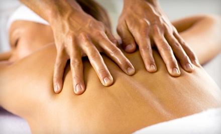 Custom 60-Minute Massage (a $65 value) - Massage By Cheryl in Reno