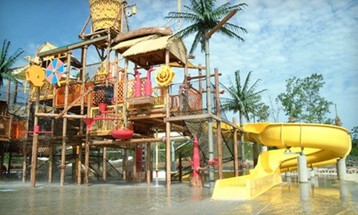 Whirlin' Waters Adventure Waterpark - North Charleston: $19.99 for General Admission for Two at Whirlin' Waters Adventure Waterpark in May (Up to $39.98 Value)