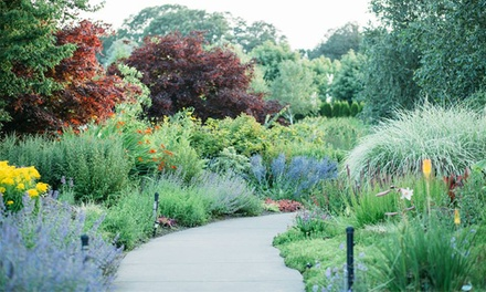 Visit for Two or Four at Oregon Garden in Silverton (Up to 50% Off)