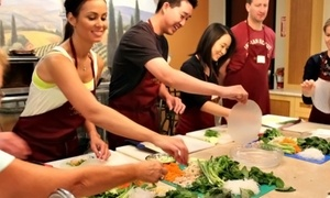Wine Artist: $39 for a Themed Cooking Class for One with BYOB at The Wine Artist ($70 Value)