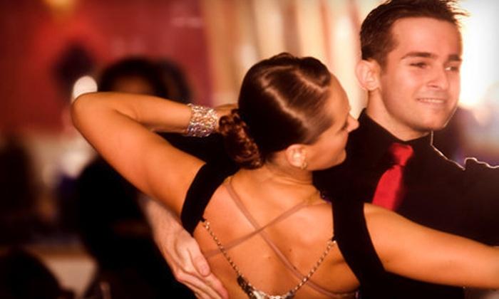 ClubWest Dance Studio - Norton: Dance-Lesson Package or 10 Group Lessons at ClubWest Dance Studio (Up to 79% Off)