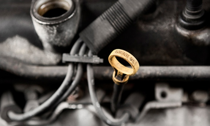 M. Vawter Automotive  - Sugar Creek: $12 for an Oil Change at M. Vawter Automotive  ($35.95 Value)