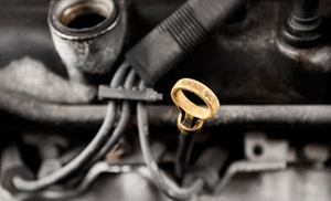M. Vawter Automotive : $12 for an Oil Change at M. Vawter Automotive  ($35.95 Value)