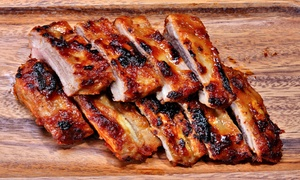 Alice Cooperstown: $18 for $30 Worth of Award-Winning Barbecue, Bar Bites, and Drinks at Alice Cooperstown