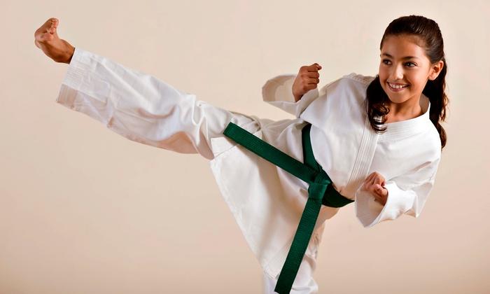 Sky Martial Arts Center - Murrieta: Five or Ten Martial Arts Classes with Uniform at Sky Martial Arts Center (Up to 91% Off)